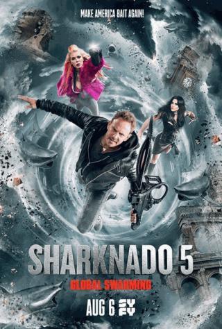 فيلم Sharknado 5 Global Swarming 2017 مترجم
