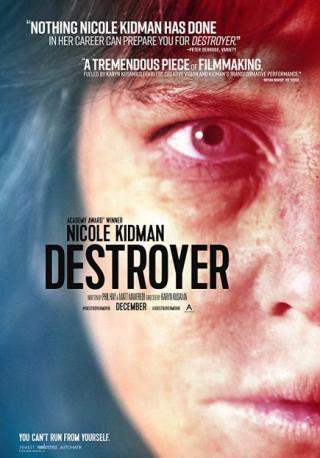 فيلم Destroyer 2019 مترجم