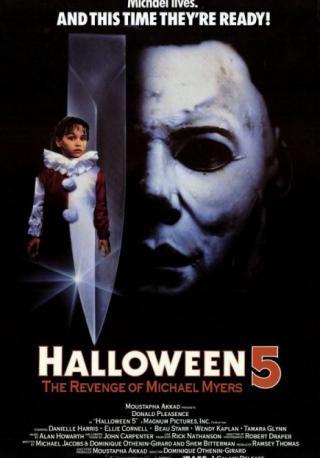 فيلم Halloween 5 The Revenge of Michael Myers 1889 مترجم