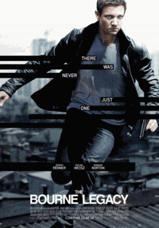 فيلم The Bourne Legacy 2012 مترجم