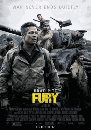 فيلم Fury 2014 مترجم