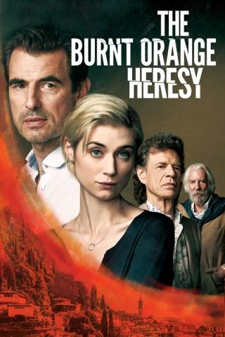 فيلم The Burnt Orange Heresy 2019 مترجم