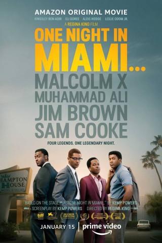 فيلم One Night in Miami 2020 مترجم