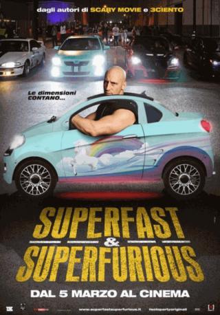 فيلم Superfast! 2015 مترجم