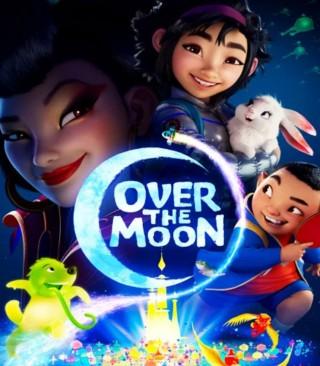 فيلم Over the Moon 2020 مترجم