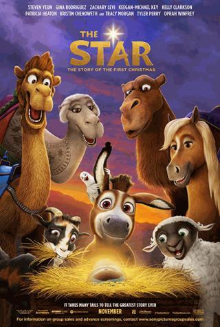 فيلم The Star 2017 مترجم
