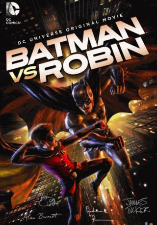 فيلم Batman vs. Robin 2015 مترجم