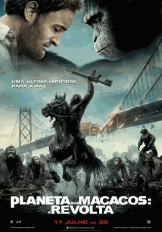 فيلم Dawn of the Planet of the Apes 2014 مترجم