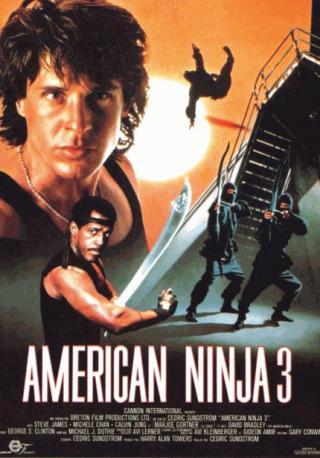 فيلم American Ninja 3 Blood Hunt 1989 مترجم