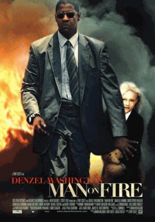 فيلم Man On Fire 2004 مترجم