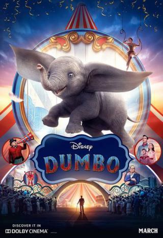 مشاهدة فيلم Dumbo 2019 مترجم