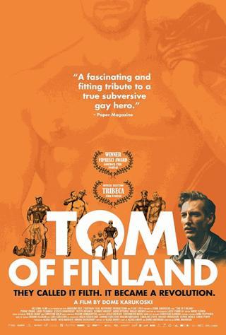 فيلم Tom of Finland 2017 مترجم