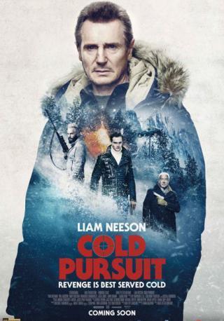 فيلم Cold Pursuit 2019 مترجم
