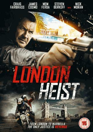 فيلم London Heist 2017 مترجم
