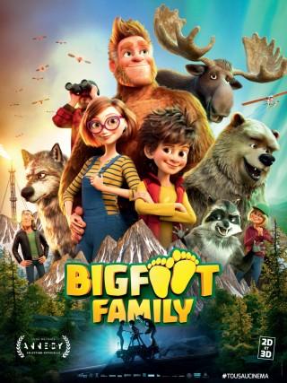 فيلم Bigfoot Family 2020 مترجم