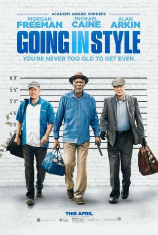 فيلم Going In Style 2017 مترجم