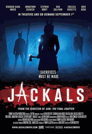 فيلم Jackals 2017 مترجم