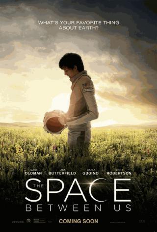 فيلم The Space Between Us 2017 مترجم