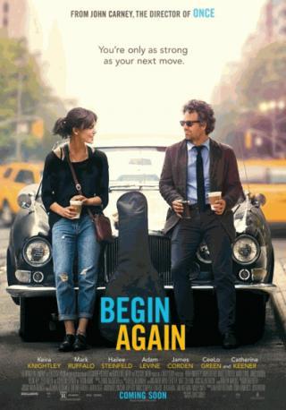 فيلم Begin Again 2013 مترجم