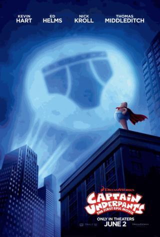 فيلم Captain Underpants The First Epic Movie 2017 مترجم