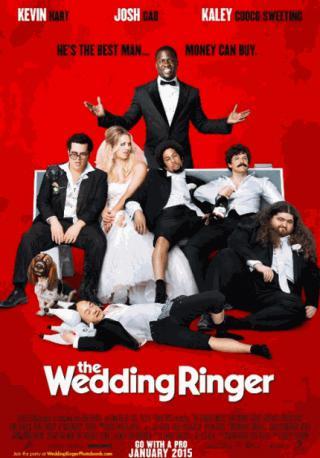 فيلم The Wedding Ringer 2015 مترجم