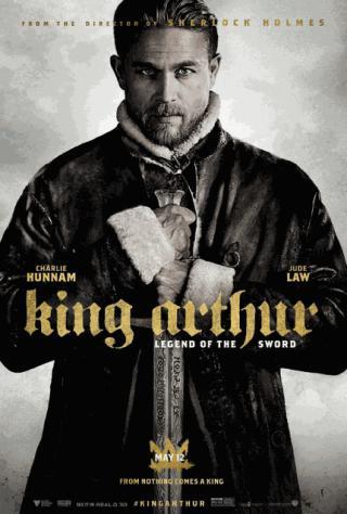 فيلم King Arthur Legend of the Sword 2017 مترجم