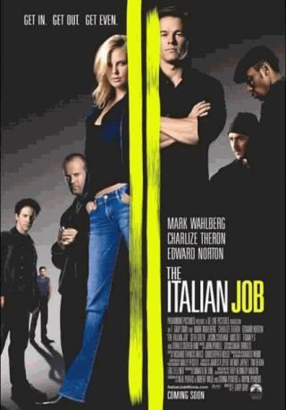 فيلم The Italian Job 2003 مترجم