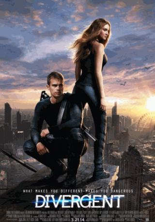 فيلم Divergent 2014 مترجم