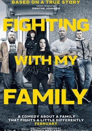 فيلم Fighting with My Family 2018 مترجم