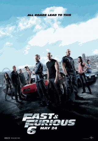 فيلم Fast & Furious 6 2013 مترجم