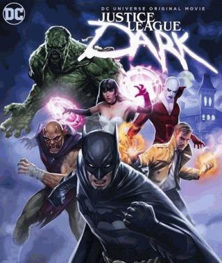 فيلم Justice League Dark 2017 مترجم