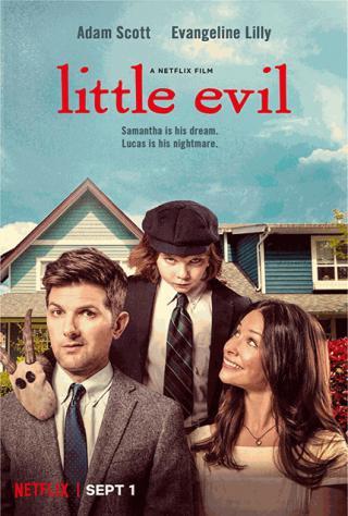 فيلم Little Evil 2016 مترجم