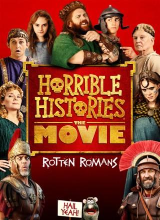 فيلم Horrible Histories: The Movie – Rotten Romans 2019 مترجم