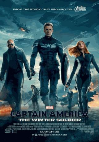 فيلم Captain America: The Winter Soldier 2014 مترجم