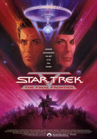 فيلم Star Trek V The Final Frontier 1989 مترجم