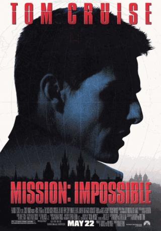 فيلم Mission Impossible 1996 مترجم