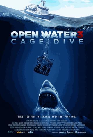 فيلم Open Water 3 Cage Dive 2017 مترجم