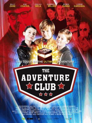 فيلم Adventure Club 2017 مترجم