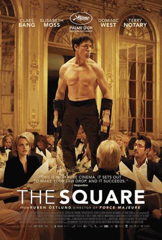 فيلم The Square 2017 مترجم