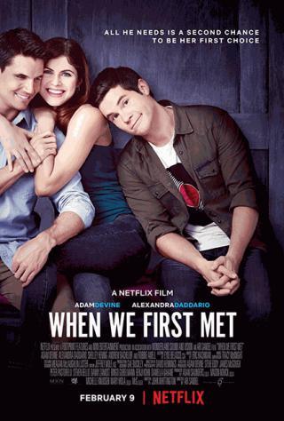 فيلم When We First Met 2018 مترجم