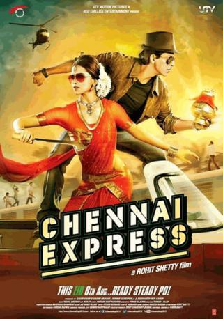 فيلم Chennai Express 2013 مترجم