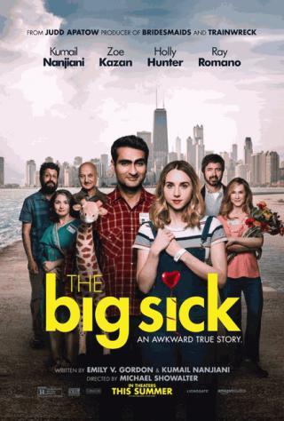 فيلم The Big Sick 2017 مترجم