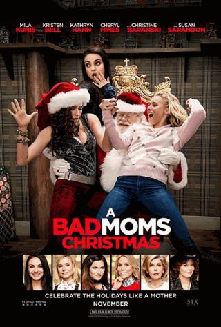 فيلم A Bad Moms Christmas 2017 مترجم