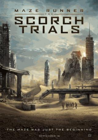 فيلم Maze Runner: The Scorch Trials 2015 مترجم
