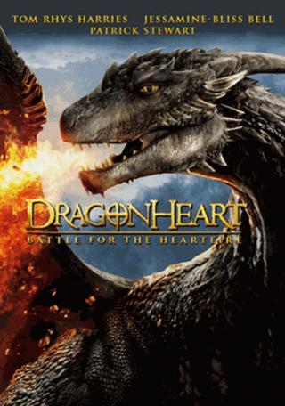 فيلم Dragonheart Battle For The Heartfire 2017 مترجم