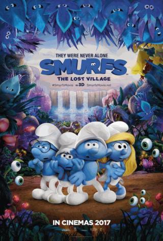 فيلم Smurfs The Lost Village 2017 مترجم
