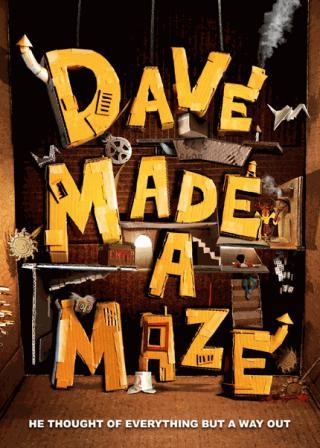 فيلم Dave Made a Maze 2017 مترجم