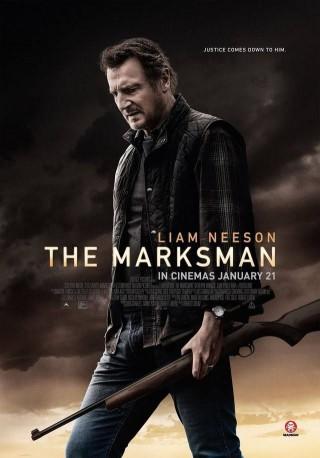 فيلم The Marksman 2021 مترجم