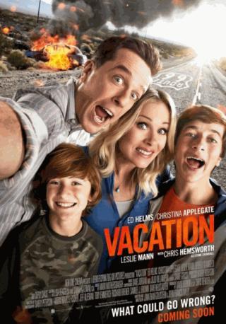 فيلم Vacation 2015 مترجم