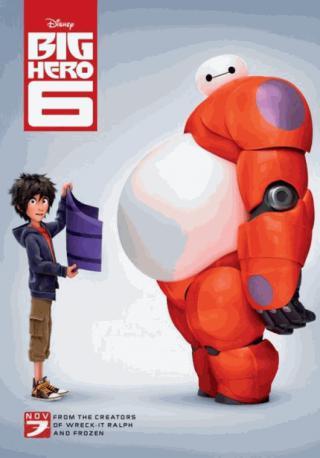 فيلم Big Hero 6 2014 مترجم
